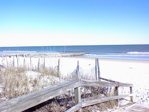 Pawleys Island, SC - My Favorite Beach