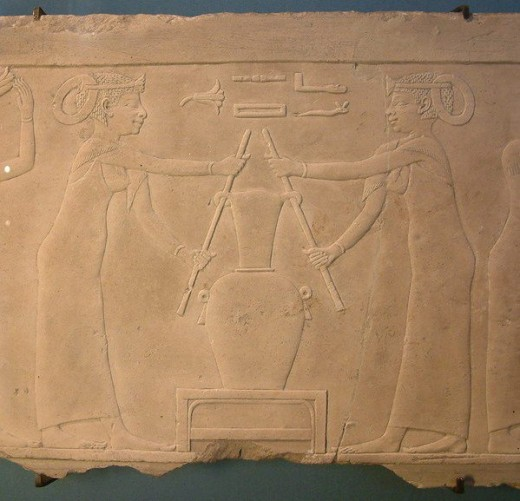 Perfume Making in Ancient Egypt