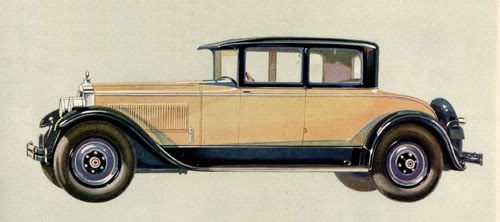 1920s Cars Drawing 1920's Cars
