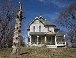 Sara Paretsky's Childhood Home in Kansas