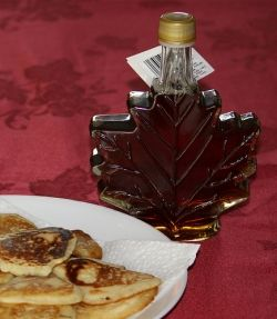 Maple Syrup & Pancakes
