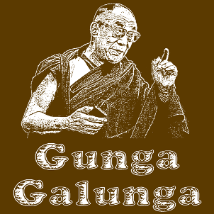 Caddyshack Quotes Gunga Galunga T-Shirts - Big Hitter, The Lama.