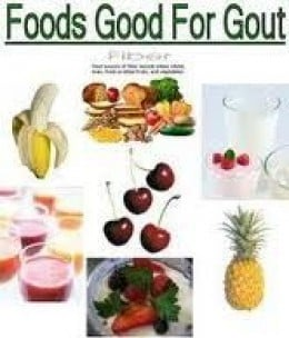 Good Foods Gout Prevention