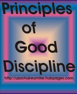 Principles of Good Discipline