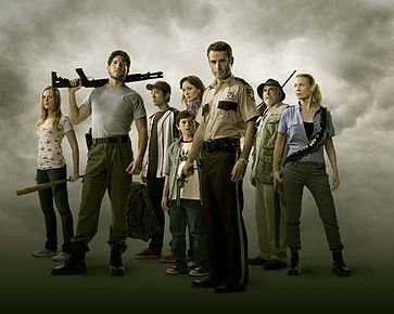 Hey, where's Daryl? The zombie apocalypse is just not the same without Daryl.
