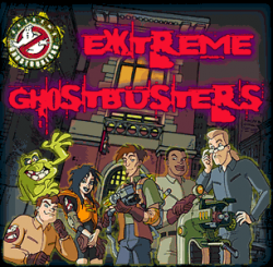 Extreme Ghostbusters Cartoon