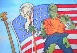 Toxic Crusaders Cartoon