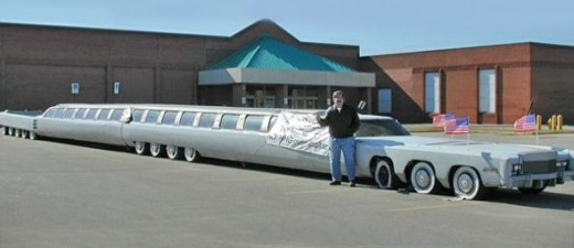 Worlds Longest Limo is a Record Holder