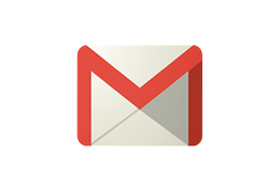 Gmail logo by Google.