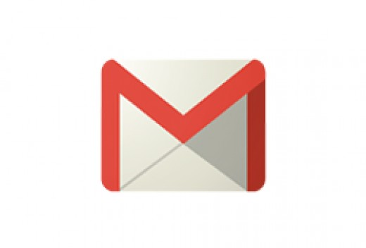 Gmail logo by Google.