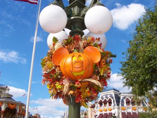 Disney Halloween.