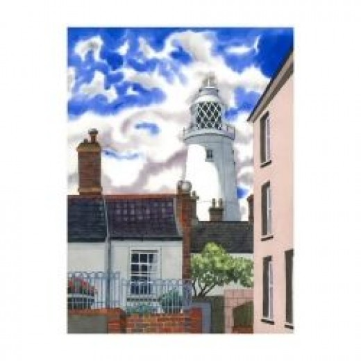 Lighthouse, Southwold - Limited Edition Print