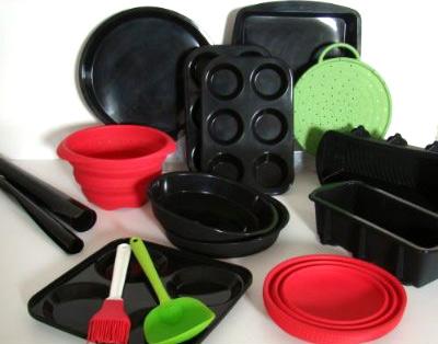 Silicone-Cookware
