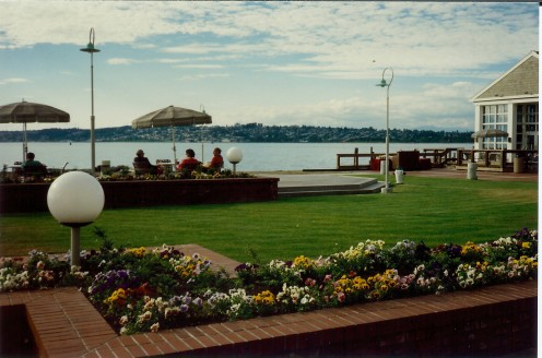 Grounds at the Inn at Semiahmoo