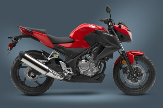 Introducing the CB300F!