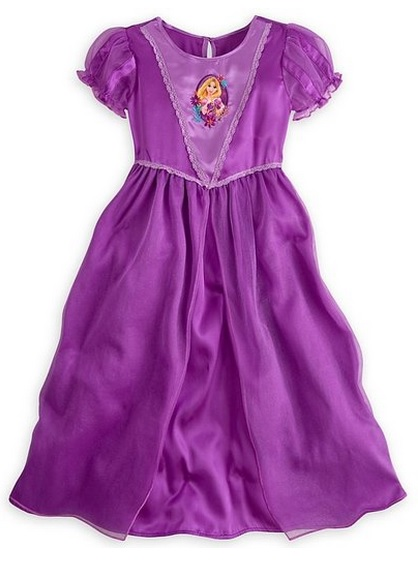 Disney's Rapunzel Tangled Nightgown