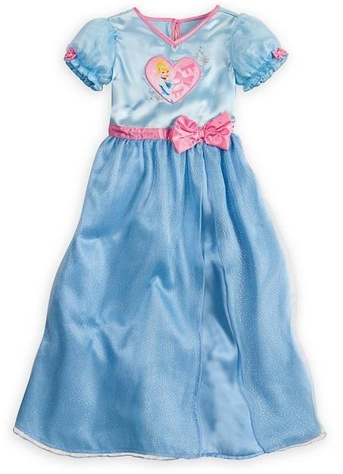 Disney Store Cinderella Deluxe Nightgown