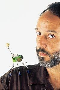 Chico Bicalho - Creator of Kikkerland Wind Ups