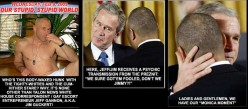 The Bush White House, the Rape of Margie Schoedinger and other Sexual Indiscretions