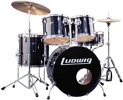 Ludwig Accent - £349 - $529 Mega company with great reputation but slightly more expensive and YOU WON'T GET CYMBALS INCLUDED IN THE PRICE so you will need to pay extra.  However if you want to buy a drum kit that you intend to sell at a later date a