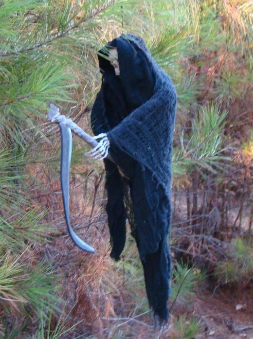 The Grim Reaper Strikes Again!