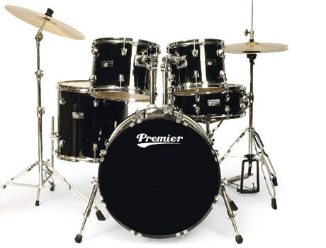 Premier Olympic kit £319 / $483 - Great beginner brand name drum kit, this company has a long successful history.  Billy would do well starting out as a drummer on a drum kit like this.