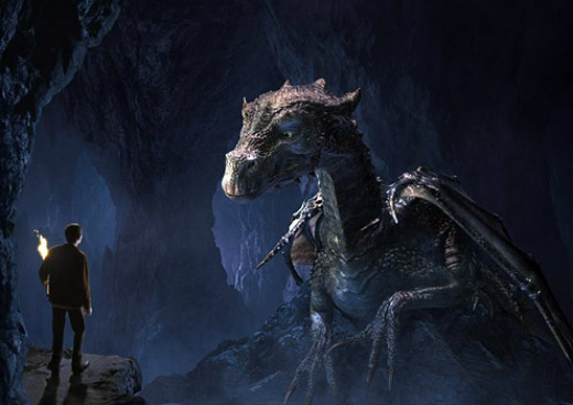 Merlin and the Dragon