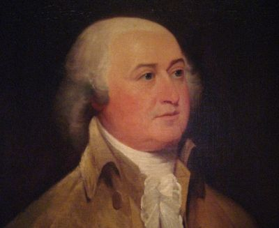 #2 John Adams: Didn't have one.