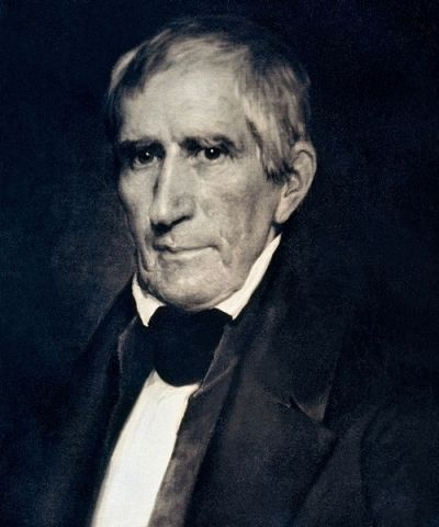 "#9 William Henry Harrison: ""Tippecanoe and Tyler Too"""