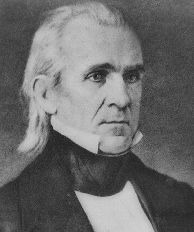 "#11 James K. Polk: ""54-40 or Fight"""