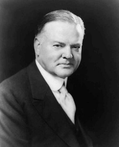 "#31 Herbert Hoover: ""A Chicken in Every Pot and a Car in Every Garage."""