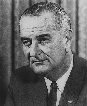 "#36 Lyndon Johnson: ""The Stakes Are To High For You To Stay At Home."""