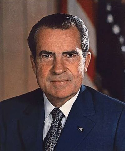 "#37 Richard M. Nixon: ""For the Future. Nixon's the One."""