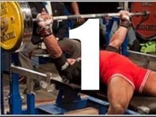 Bench Press correct form