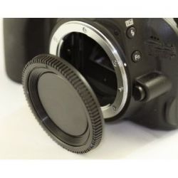 Camera Body Cap for Pinhole Camera