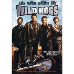 Motorcycle Movie - Wild Hogs