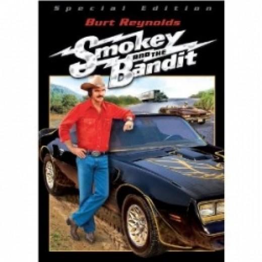 Car Movies - Smokey and the Bandit