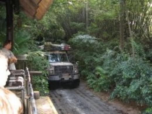 Kiliminjaro Safari Truck