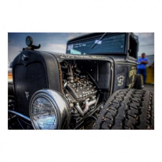 Classic Rat Ford