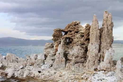 The tufa of Mono Lake