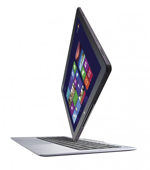 "ASUS Transformer Book 13.3"" Detachable 2-in-1 Touchscreen Ultrabook, Core i5-4200U"