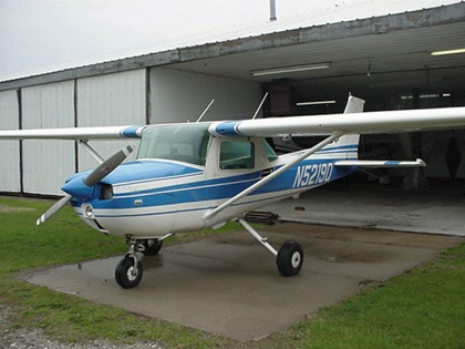 How to obtain a Pilots license, Cessna 150