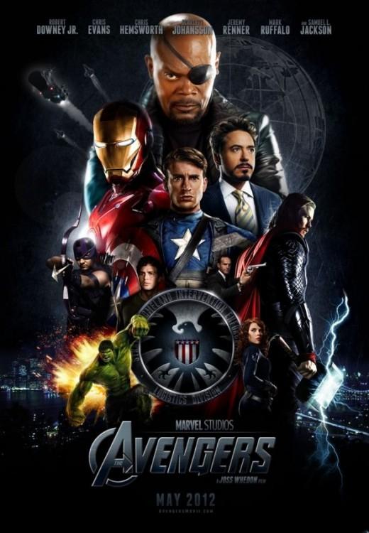 Marvel Movie Poster