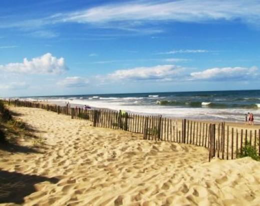 Outer Banks Beach