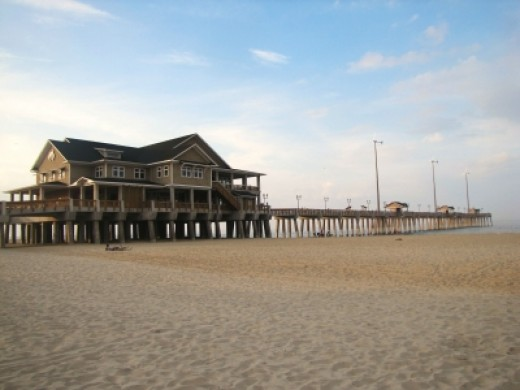 Jennette's Fishing Pier