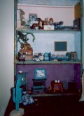 Re-purposing: From Cabinet to Dollhouse