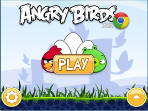 Play Angry Birds on Google Chrome Browser