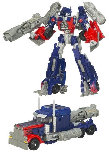 Optimus Prime: Mech Voyager