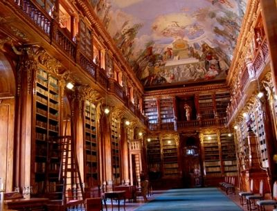 Strahov Philosophical Hall