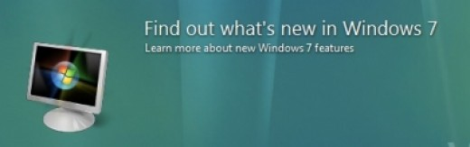 Find Out Whats New In Windows 7